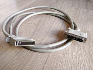 cable SCSI externo HPDB 25