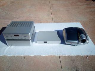 Proyector Profesional con Amplificador 7.1