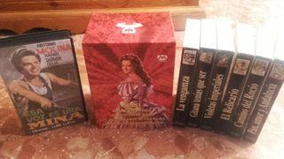 12 Peliculas antiguas VHS