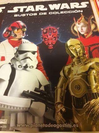 Fascículos Star Wars