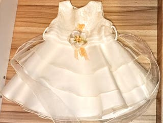 Vestido bautizo Lilus