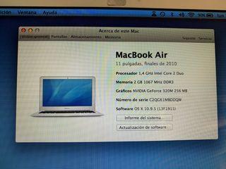Portátil Apple MacBook Air Pro más reproductor cd