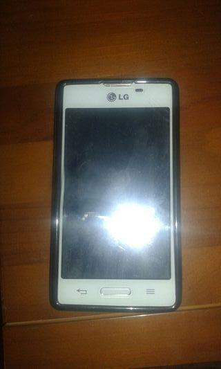 teléfono LG , batería nueva
