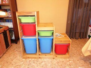 Mueble para juguetes
