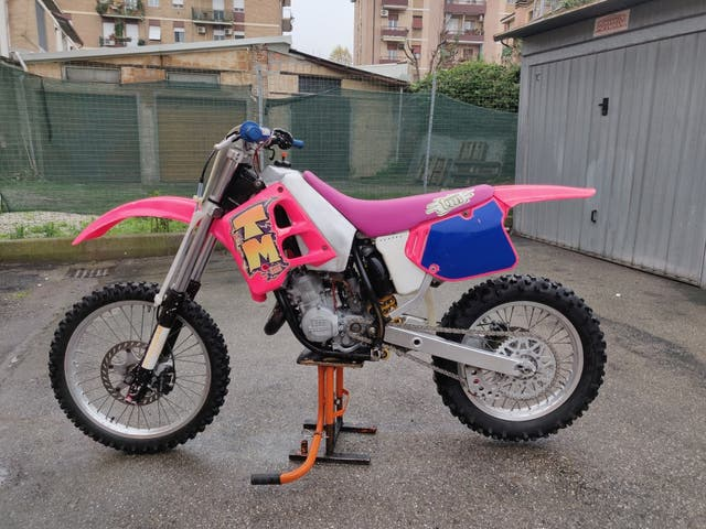 Tm 125 1993