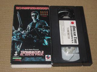 VHS TERMINATOR 2