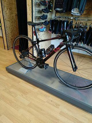 bicicleta chica Liv langma t. xs