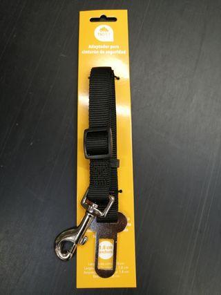 Adaptador cinturon seguridad para perros