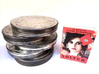 Cajas Kodak para películas
