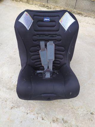 carro moon y silla para coche marca chicco