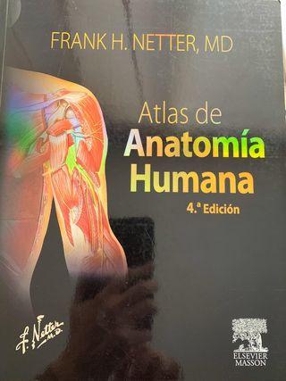 libro anatomía humana
