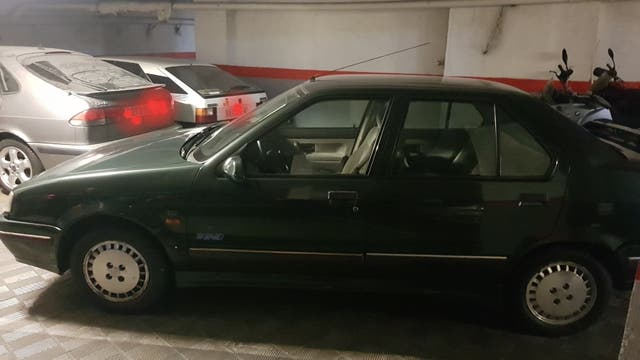 Renault 19 Chamade Wind TXI