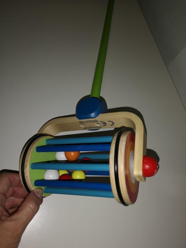 rodillo de madera de imaginarium