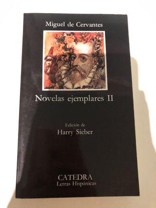 Libro novelas ejemplares II