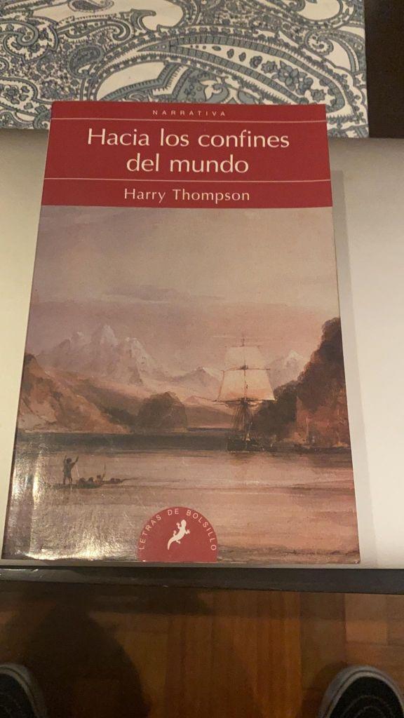 Libro: Hacia los confines del mundo