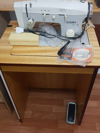 Máquina de coser SIGMA zig-zag 160