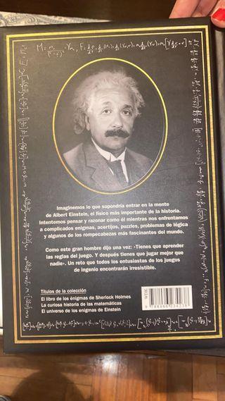 Libro sobre las ideologías de Einstein