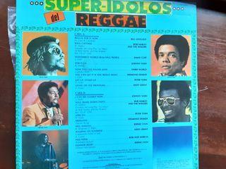 "L.P. ""SUPER-IDOLOS del REGGAE"