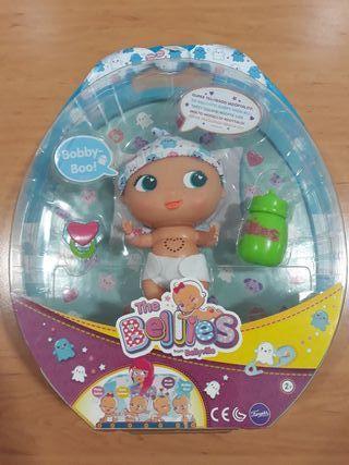 Muñeco bebé The Bellies Bobby Boo