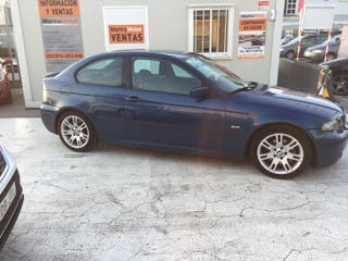 BMW COMPACT 320TD