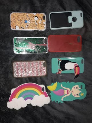 Fundas iphone6 (compatible con 6s 7)