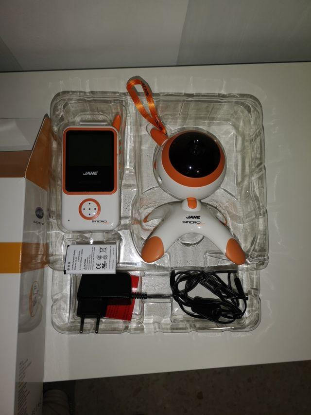 cámara a color videovigilancia jané