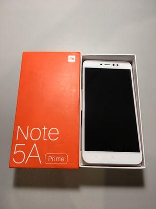Móvil Xiaomi Redmi Note 5A Prime a estrenar