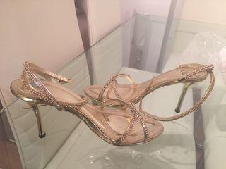 Sandalias tacón / zapatos fiesta