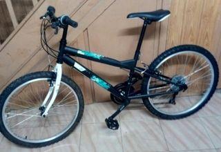 Bicicleta júnior.