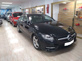 MERCEDES BENZ CLS 350 CDI BLUE EFFIENCY