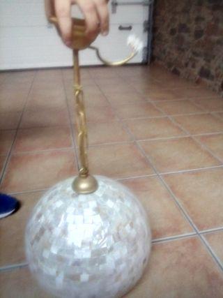 conjunto de lamparas