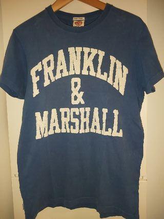 camiseta franklin& marshall