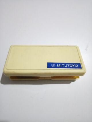 Micrometro Marca Mitutoyo