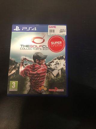 Juego ps4 de golf