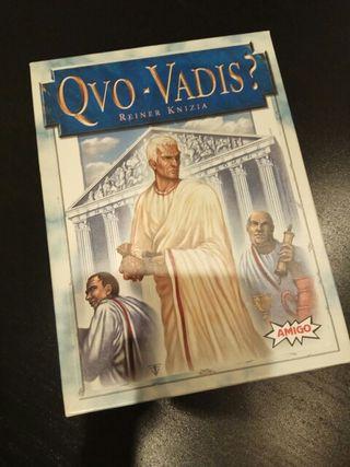 Juego de mesa Quo Vadis