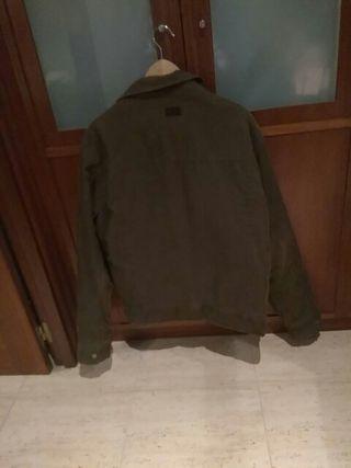 chaqueta de pana