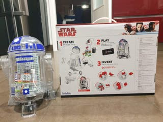 STAR WARS R2 - DRIOD INVENTOR KID ( LITTLE BITS)