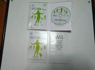 Tabla ejercicios Wii fit y juego