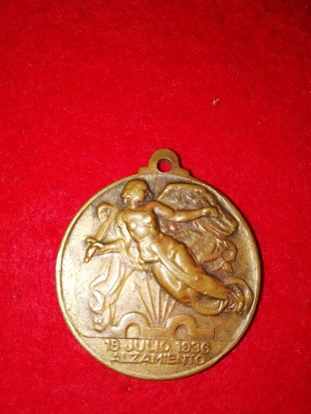 medalla de la victoria