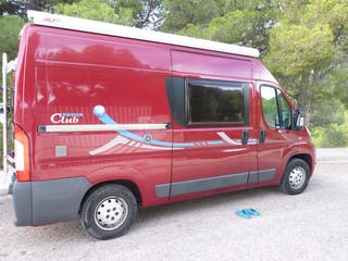 camper ADRIA CLUB FIAT DUCATO 120 CV