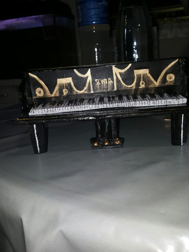 piano artesano