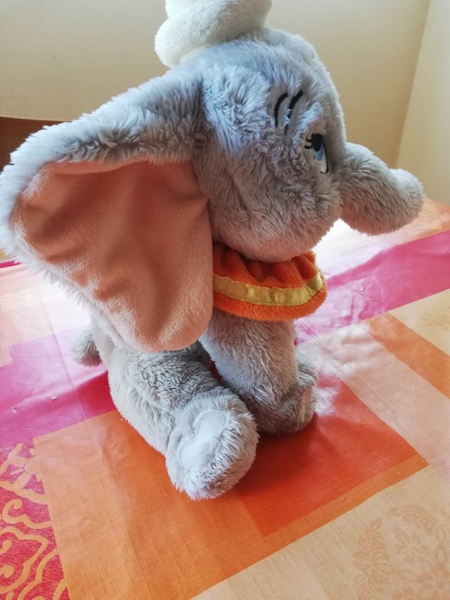 peluche Dumbo original Disney