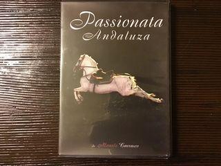 PASSIONATA ANDALUZA DVD MANOLO CARRASCO
