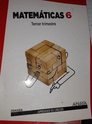 libros de matematicas