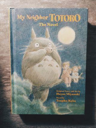 Libro de mi vecino Totoro