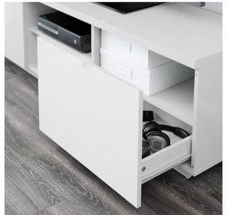 Mueble TV Ikea BYAS