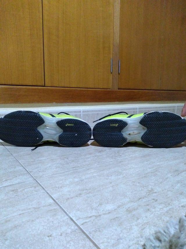 Zapatillas de Tenis.