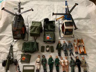 Madelman Dos Helicópteros ...