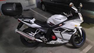 Daelim Roadwin Rfi 125cc averiada