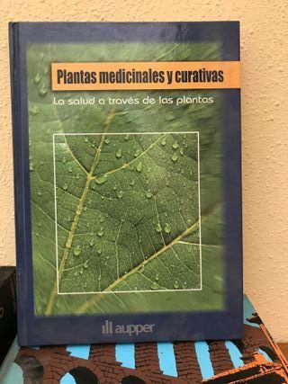 plantas medicinales y curativaslibro